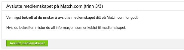 Slett Match - Steg 6